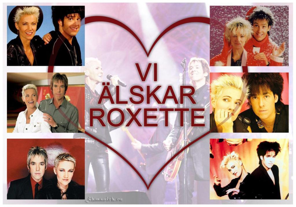 Roxette, плакат, фото 02