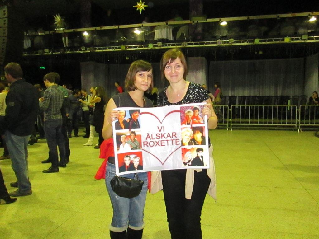 Roxette, плакат, фото 03