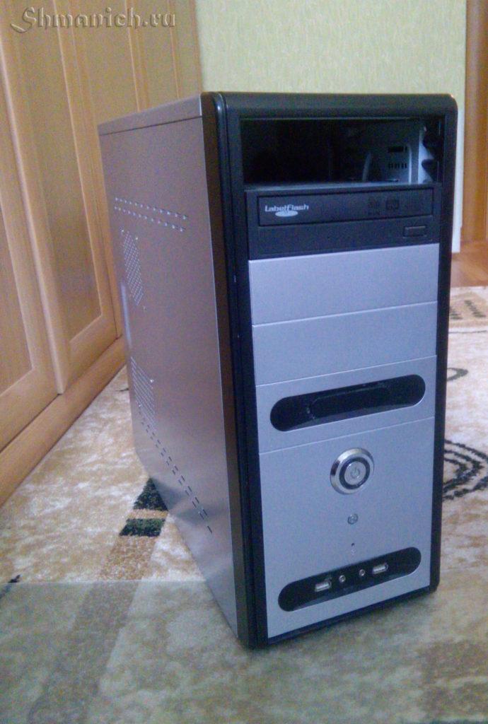 ПК, компьютер, upgrade
