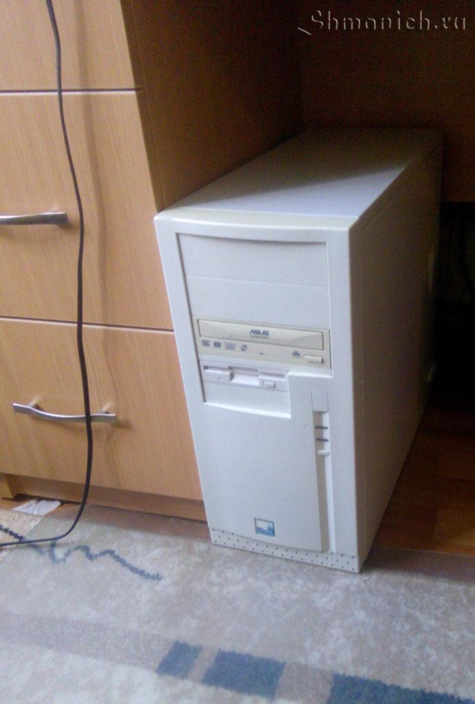 ПК, компьютер, upgrade, фото 02