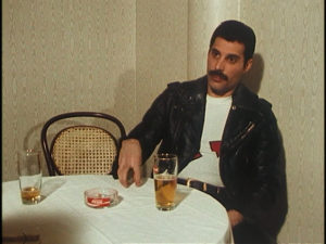 Queen on fire, Freddie Mercury, interview, screenshot 5