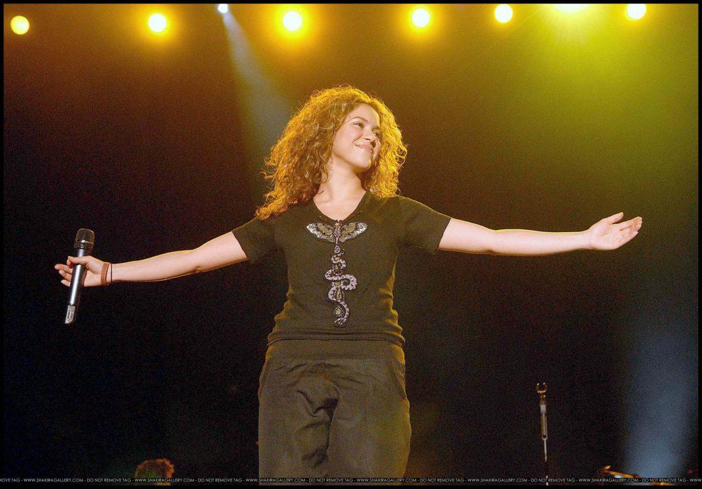 Shakira, ShakiraForever, 1ый пост, фото