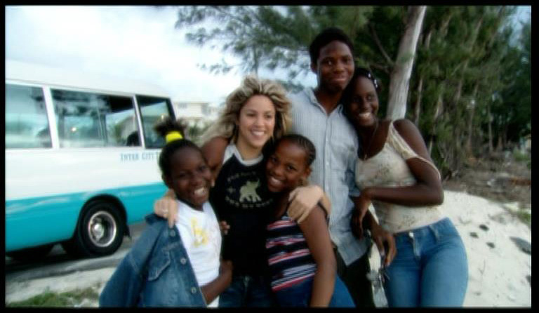 Shakira, Fijacion Oral, Making Of, s8