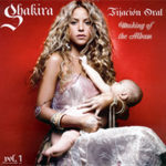 Shakira, Fijacion Oral, Making Of, thumb