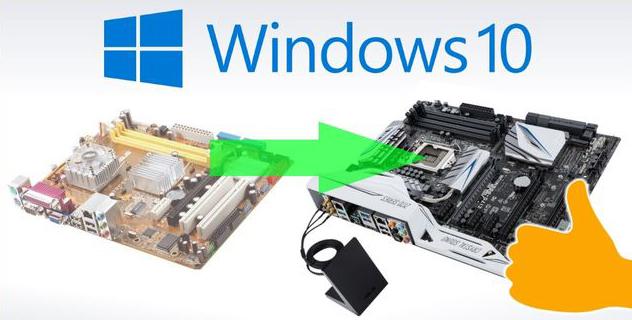 Windows 10, переактивация, s1