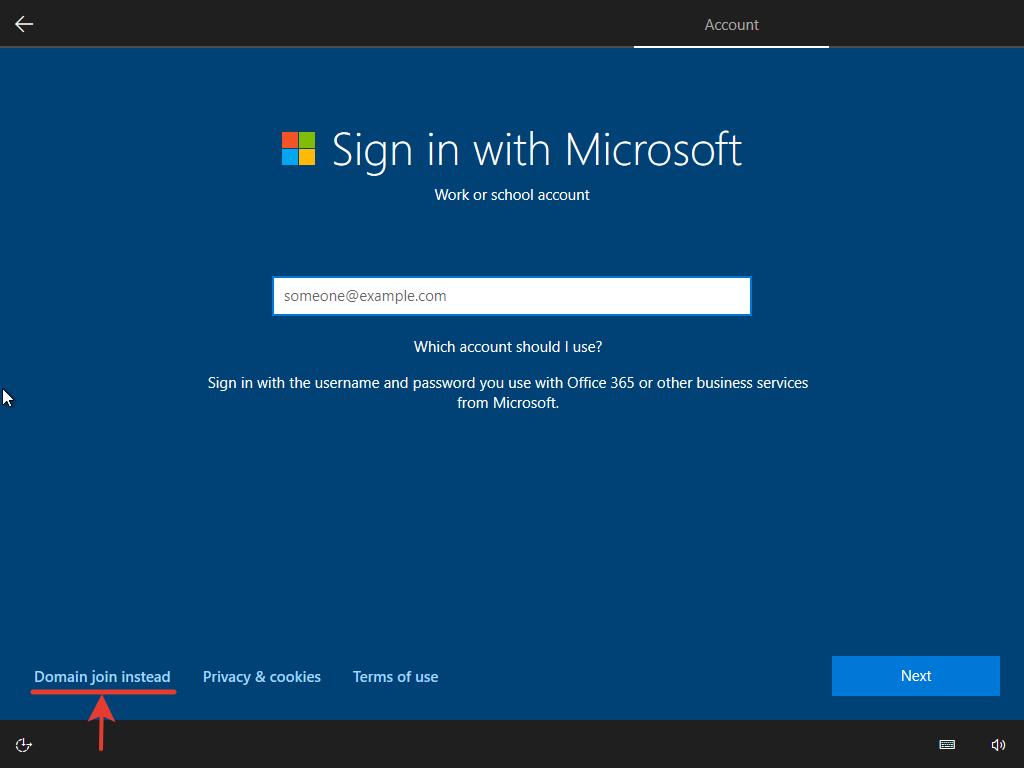 Windows 10 Enterprise LTSC, scrn 25