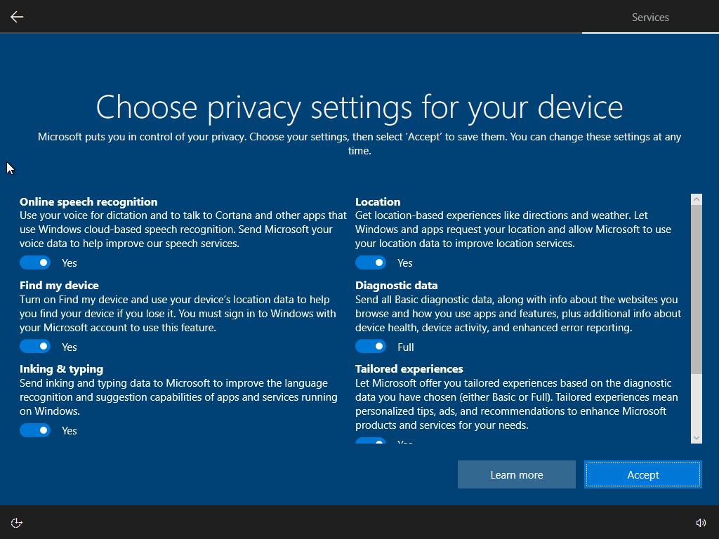 Windows 10 Enterprise LTSC, scrn 31